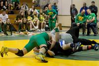 2056 VHS Wrestling at Sub-Regionals 020213