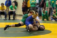 2130 VHS Wrestling at Sub-Regionals 020213