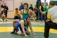 2139 VHS Wrestling at Sub-Regionals 020213