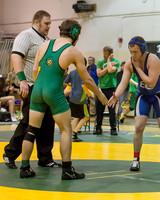 2187 VHS Wrestling at Sub-Regionals 020213