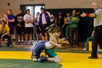 3622 VHS Wrestling at Sub-Regionals 020213