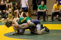 3629 VHS Wrestling at Sub-Regionals 020213