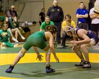 3650 VHS Wrestling at Sub-Regionals 020213