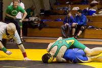 3745 VHS Wrestling at Sub-Regionals 020213