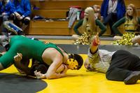 3765 VHS Wrestling at Sub-Regionals 020213