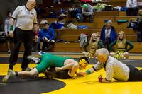 3769 VHS Wrestling at Sub-Regionals 020213