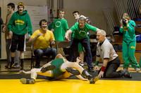3886 VHS Wrestling at Sub-Regionals 020213