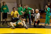 3887 VHS Wrestling at Sub-Regionals 020213