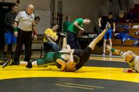 3931 VHS Wrestling at Sub-Regionals 020213