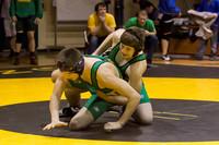 3979 VHS Wrestling at Sub-Regionals 020213