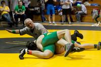 4014 VHS Wrestling at Sub-Regionals 020213