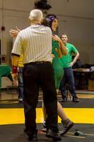 4024 VHS Wrestling at Sub-Regionals 020213