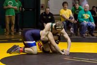 4058 VHS Wrestling at Sub-Regionals 020213