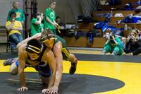 4075 VHS Wrestling at Sub-Regionals 020213