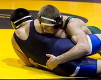 4112 VHS Wrestling at Sub-Regionals 020213