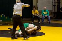 4377 VHS Wrestling at Sub-Regionals 020213