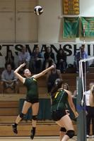 19502 Varsity Volleyball v Chas-Wright 091310