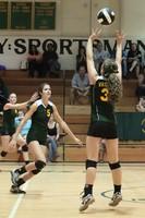 19674 Varsity Volleyball v Chas-Wright 091310