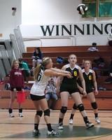 19794 Varsity Volleyball v Chas-Wright 091310