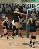 19870 Varsity Volleyball v Chas-Wright 091310