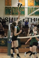 19986 Varsity Volleyball v Chas-Wright 091310