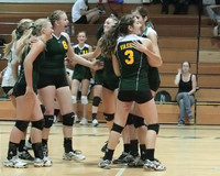 20005 Varsity Volleyball v Chas-Wright 091310