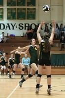20027 Varsity Volleyball v Chas-Wright 091310