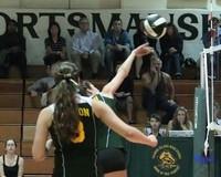 20031 Varsity Volleyball v Chas-Wright 091310