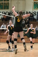 20058 Varsity Volleyball v Chas-Wright 091310