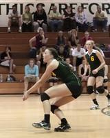 20081 Varsity Volleyball v Chas-Wright 091310