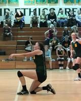20084 Varsity Volleyball v Chas-Wright 091310