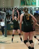 20099 Varsity Volleyball v Chas-Wright 091310