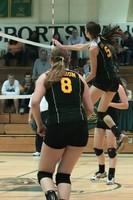 20102 Varsity Volleyball v Chas-Wright 091310