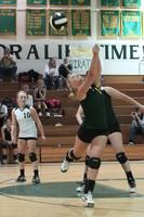 20113 Varsity Volleyball v Chas-Wright 091310