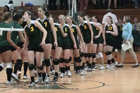 20162 Varsity Volleyball v Chas-Wright 091310