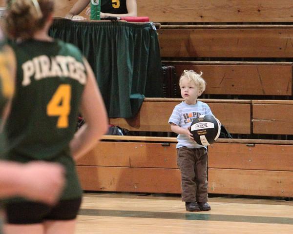 8451 JV Volleyball v Chas-Wright 091310