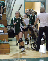 7588 Varsity Volleyball v Chimacum 091911