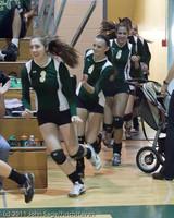7594 Varsity Volleyball v Chimacum 091911