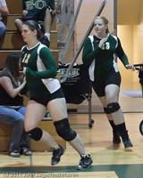 7615 Varsity Volleyball v Chimacum 091911