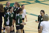 7626 Varsity Volleyball v Chimacum 091911