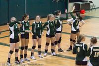7641 Varsity Volleyball v Chimacum 091911