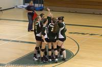 7658 Varsity Volleyball v Chimacum 091911