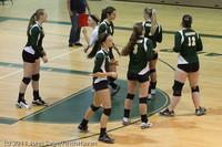 7666 Varsity Volleyball v Chimacum 091911