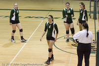 7672 Varsity Volleyball v Chimacum 091911
