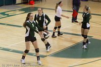 7677 Varsity Volleyball v Chimacum 091911