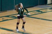 7680 Varsity Volleyball v Chimacum 091911
