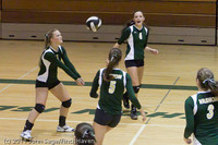 7682 Varsity Volleyball v Chimacum 091911