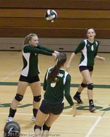 7683 Varsity Volleyball v Chimacum 091911