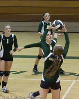 7686 Varsity Volleyball v Chimacum 091911