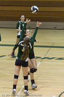 7687 Varsity Volleyball v Chimacum 091911